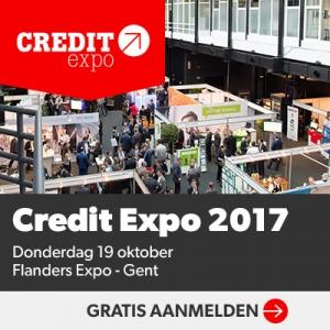 Credit Expo : gratis aanmelden