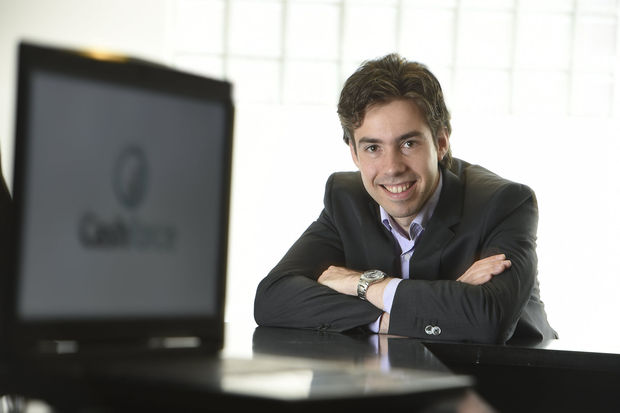 Nicolas Christiaen, CEO Cashforce